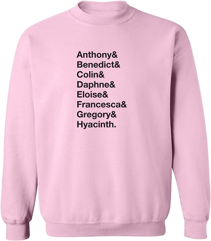 Family Tee Crewneck Sweatshirt