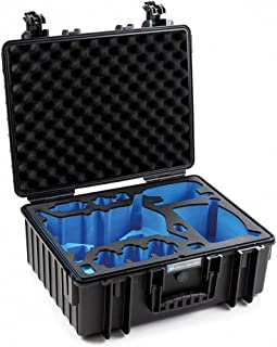 B&W International GmbH Transportkoffer outdoor voor DJI FPV Combo drone type 6000 zwart - waterdicht conform IP67-certific...