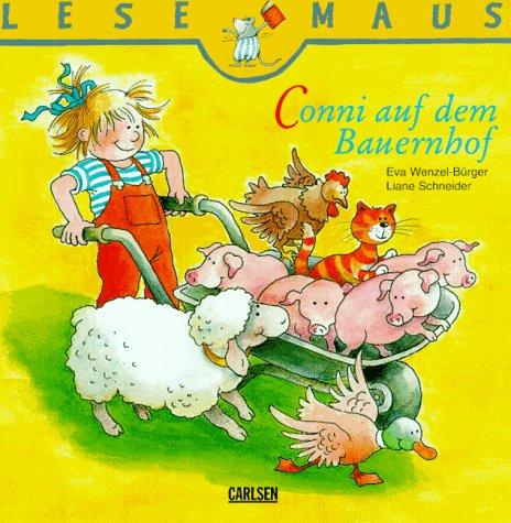 Conni auf dem Bauernhof - Lesemaus Teil 5