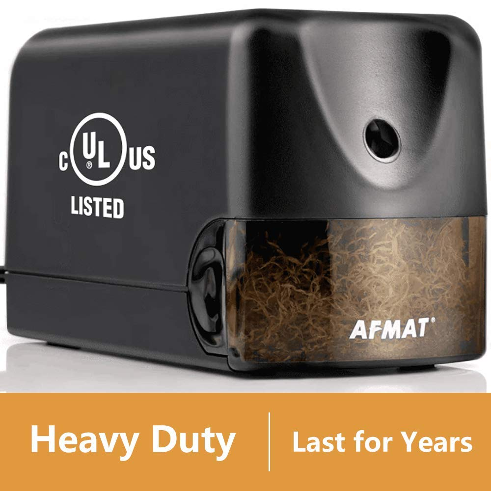 AFMAT Electric Sharpener Classroom Professional