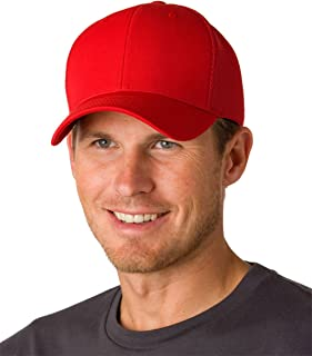 Flexfit Yupoong Structured 6-Panel Mid-Profile Ultrafibre Cap