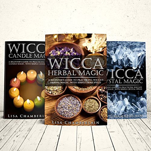 Wicca Magic Starter Kit cover art
