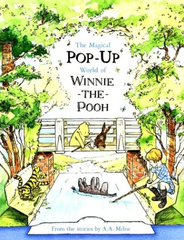 The Magical World of Winnie-the-Pooh: Deluxe Pop-Upの詳細を見る