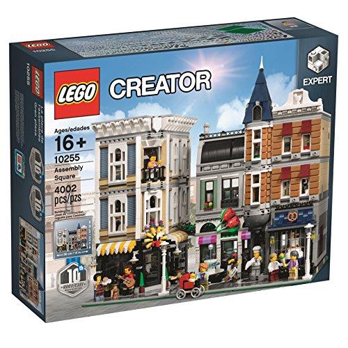 LEGO Creator Expert-Gran Plaza, Set de construcción con Edificios de...