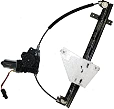 Power Window Lift Regulator with Motor Assembly Driver Rear Replacement for 01-04 Jeep Grand Cherokee 55363285AD