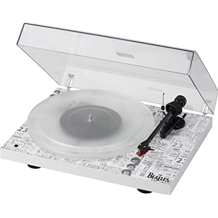 Pro-Ject Debut Carbon DC Esprit SB The Beatles 1964 Recordplayer, Limited Edition Turntable with Ortofon 2M Red