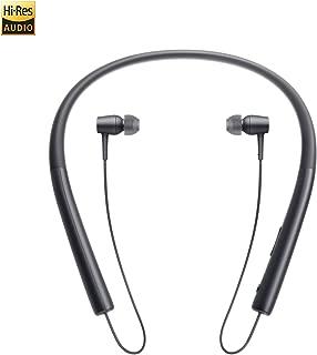 ソニー SONY ワイヤレスイヤホン h.ear in Wireless MDR-EX750BT : Bluetooth/ハイレゾ対応 リモコン・マイク付き MDR-EX750BT B (チャコールブラック) [並行輸入品]