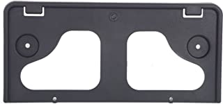 BB Auto New Front License Plate Bracket Tag Holder Direct Replacement for 2015-2018 Ford Edge FO1068155