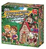 Jumbo Spiele - Knusper Knusper Knäuschen - Kinderspiel mit Hänsel und Gretel - Ab 4...