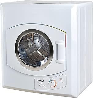 Panda PAN40SF Portable Compact Cloth Dryer, 2.65cu.ft, 9lbs, White