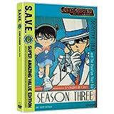 Case Closed: Season Three - S.A.V.E. [DVD] [Import]