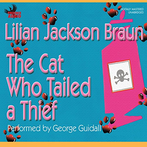 The Cat Who Tailed a Thief cover art