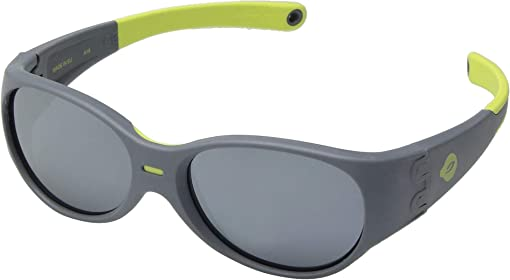 Gray Dark/Green/Yellow Frame with Spectron 4 Baby Lenses