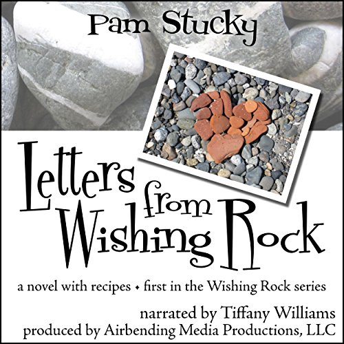 Letters from Wishing Rock audiobook cover art