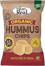 Eat Real Sea Salt Organic Hummus Chips - 100 gm
