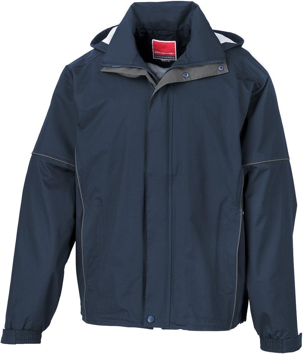 Result Mens Urban Outdoor Fell Lightweight Technical Jacket (Waterproof & Windproof)