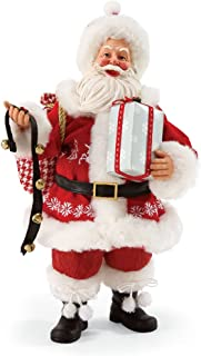 Department 56 Possible Dreams Be Merry Santa Figurine