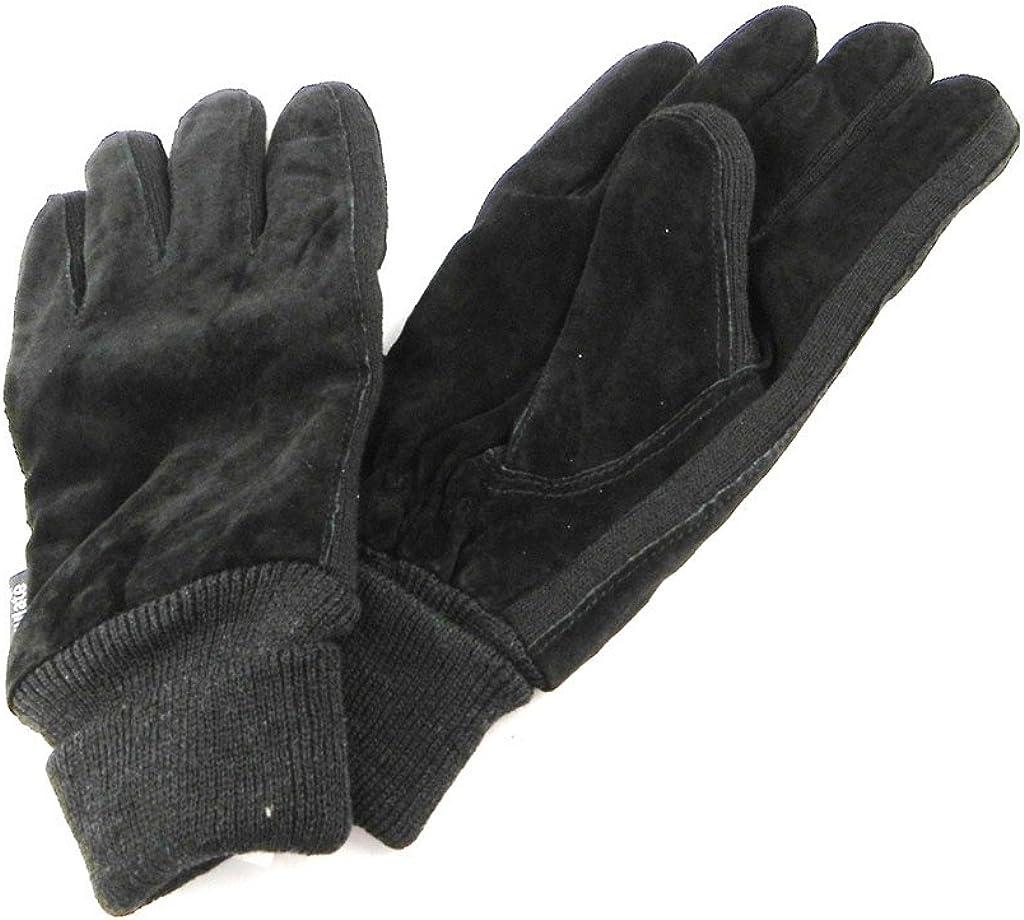 Leather gloves 'Indispensable' deer.