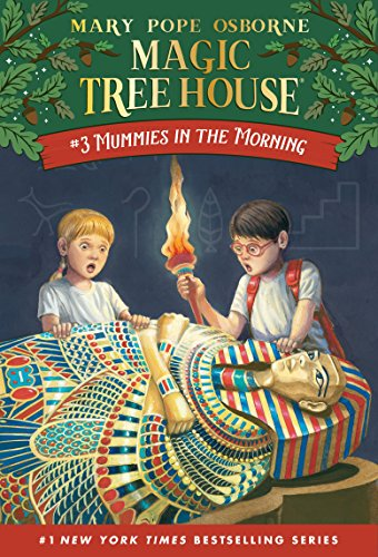 Mummies in the Morning (Magic Tree House Book 3) (English Edition)