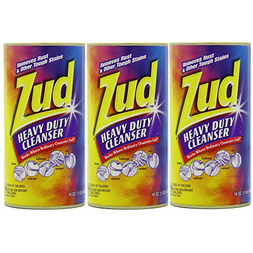 Zud Heavy Duty Cleanser, 16-Ounce (Pack of 3)