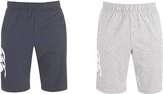 Canterbury CCC Logo Fleece Shorts Mens Bottoms Short Gym Fitness Sportswear