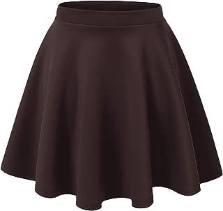 Best brown short skirts Reviews