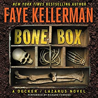 Bone Box audiobook cover art