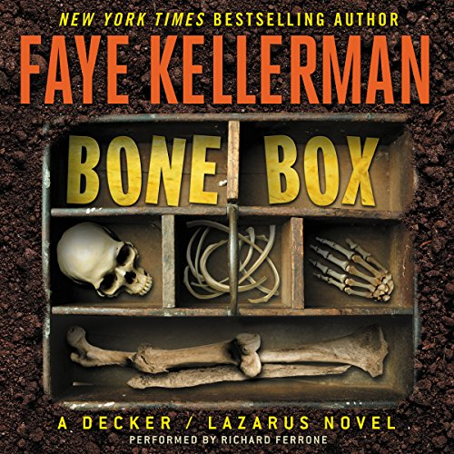 Bone Box Audiobook By Faye Kellerman cover art