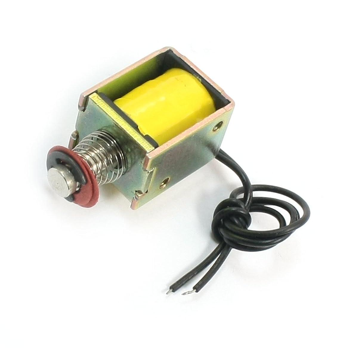 混合した体知人uxcell ソレノイド 電磁石  DC 12V 0.17A 1mm 150g 3mm 35g プッシュプルのタイプ