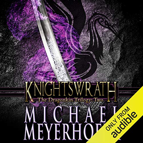 Knightswrath audiobook cover art