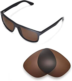 Walleva Replacement Lenses for Ray-Ban RB4147 60mm Sunglasses - Multiple Options