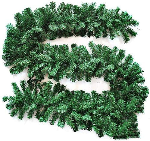 Crownland Christmas Bombing new work Soft Wholesale Pine Garland 9 Feet Pack of G 2 Holiday