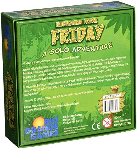 Rio Grande Games 457RGG Friday...