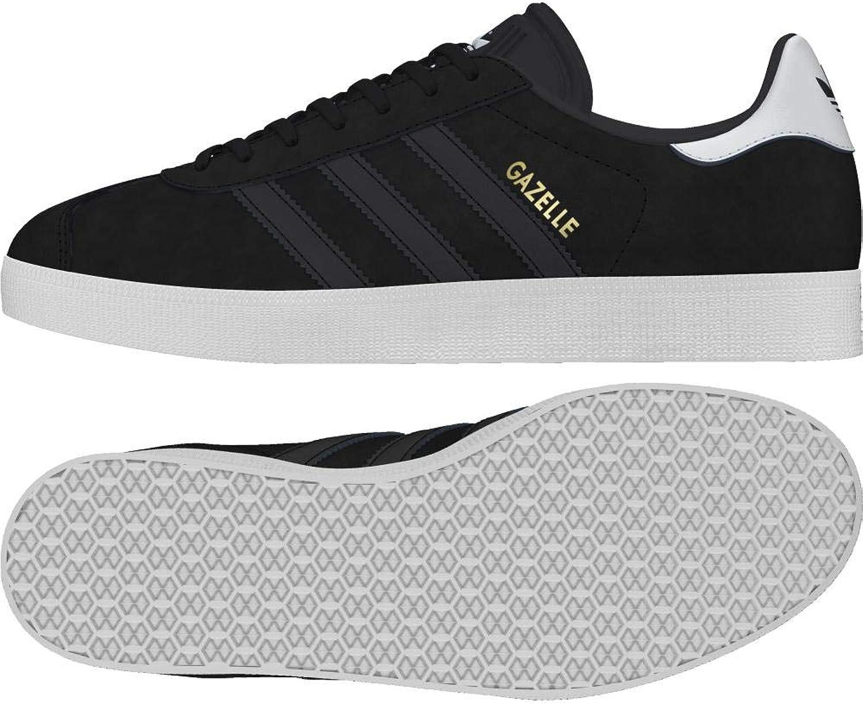 Adidas Gazelle W Sneeaker, kvinnor, lila, (indnob  ftwbla  Linen)