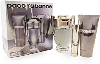 Paco Rabanne Invictus, Set de fragancias para hombres - 1 kit