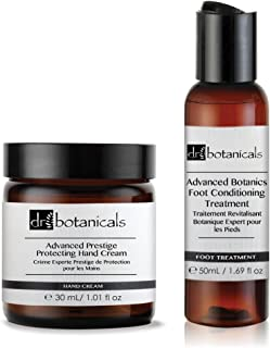 Dr Botanicals Women's Hand & Foot Treatment Duo