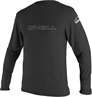 O'Neill Wetsuits Men's Basic Skins UPF 50+ Long Sleeve Sun Shirt