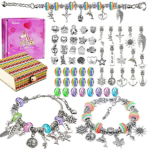 Kids Gift for 6 7 8 9 10 Year Old Girl Jewellery for Girls Age 9 10 11 12...