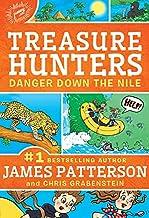 Treasure Hunters: Danger Down the Nile (Treasure Hunters (2))