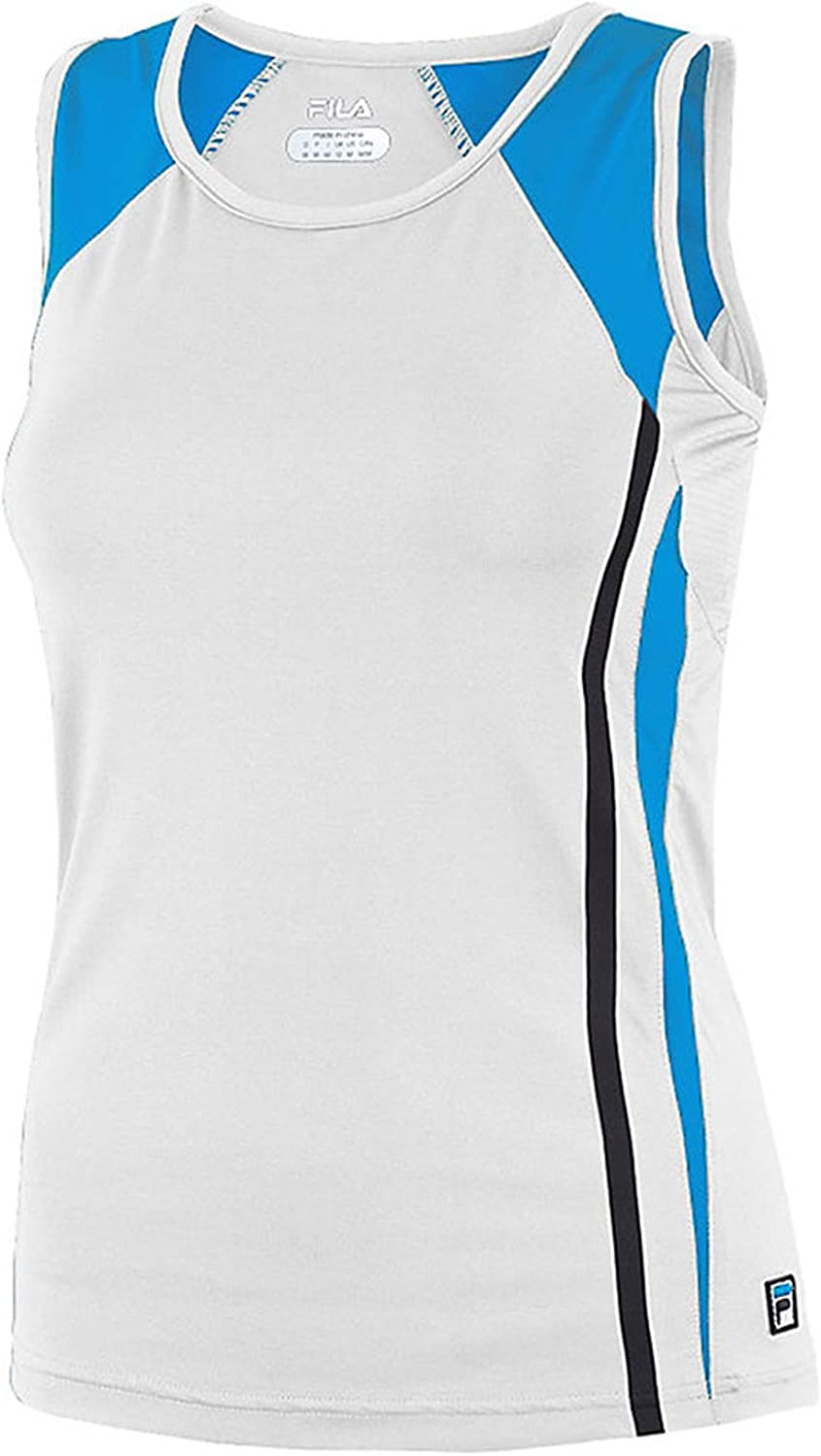Fila Tennis Dealing full price reduction Women's Max 46% OFF Center Court Top Tank Coverage Full