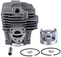 Euros 44.7mm Cylinder Piston Kit Fit for STIHL MS261 Chainsaw Replace 1141 020 1200 1141 020 1202