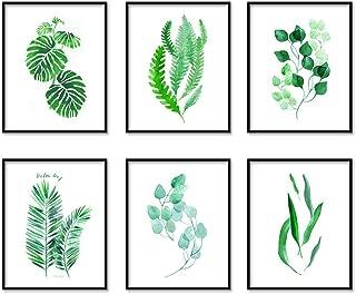 Best botanical prints wall art Reviews
