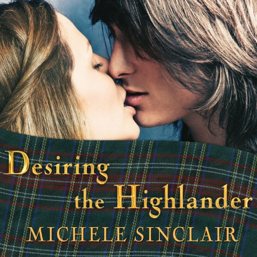 Desiring the Highlander audiobook cover art