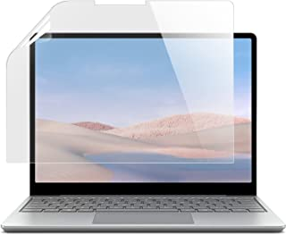 Surface Laptop Go フィルム 12.4 インチ 保護フィルム ブルーライトカット 液晶保護フィルム 反射低減 指紋防止 抗菌 貼り付け失敗無料交換