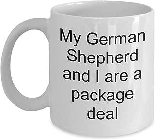 Best german shepherd coffee cup Reviews