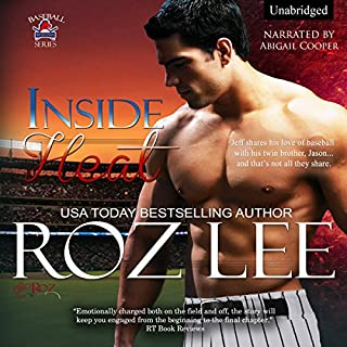 Inside Heat     Mustangs Baseball - Volume 1              By:                                                                                                                                 Roz Lee                               Narrated by:                                                                                                                                 Abigail Cooper                      Length: 8 hrs and 42 mins     50 ratings     Overall 3.9