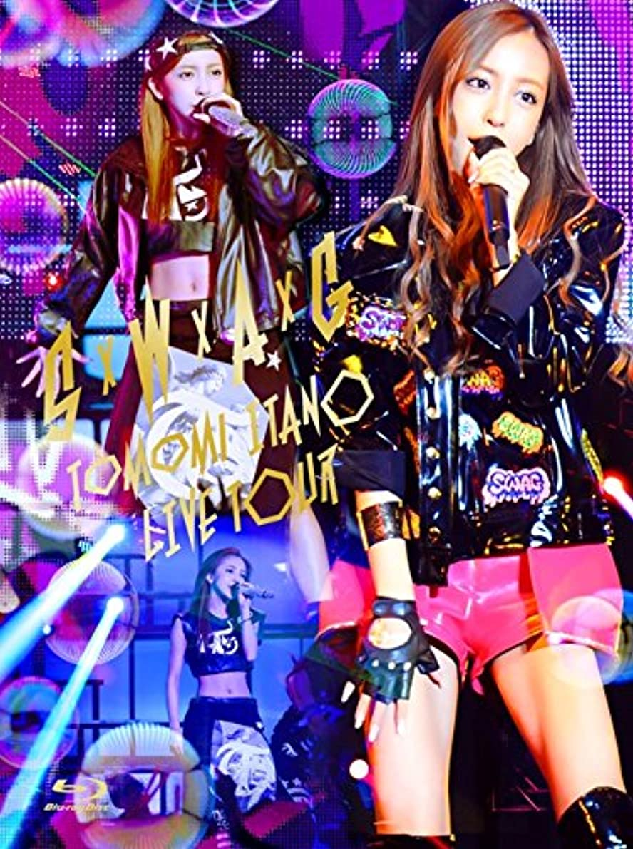付添人夕方肯定的Live Tour S×W×A×G (多売特典なし) [Blu-ray]