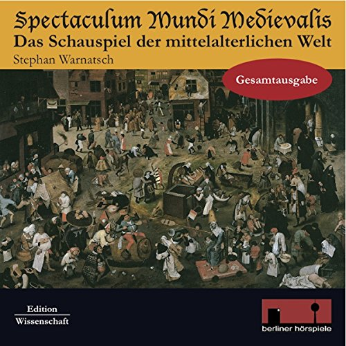 Spectaculum Mundi Medievalis audiobook cover art