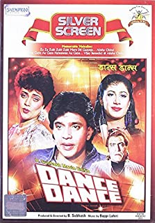 Dance Dance by Mithun Chakraborty