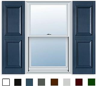 Amazon.com: Blue - Window Shutters / Window Treatments: Home ...